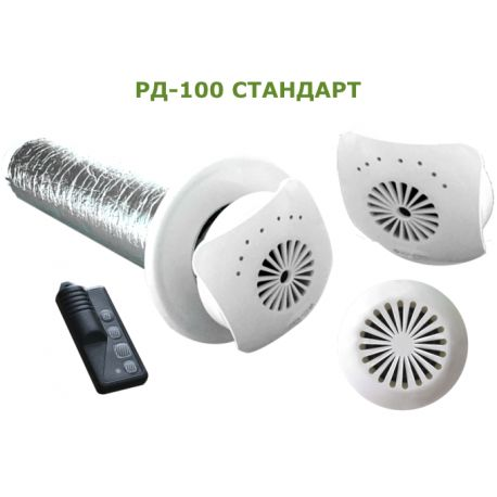 Рекуператор Climtec РД-100 стандарт