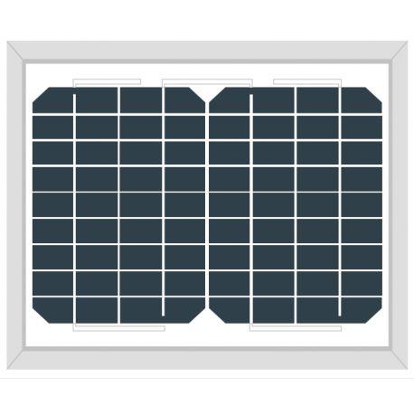 Солнечная панель Altek ALM-10M