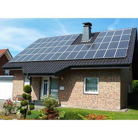 Комплект солнечных панелей Altek ALM-250Р-20