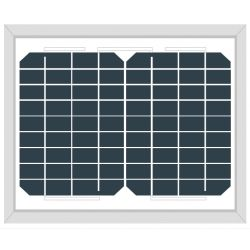 Солнечная панель Altek ALM-100M