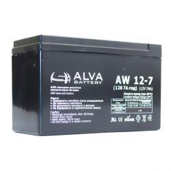 Аккумулятор ALVA battery AW12-7