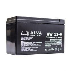 Аккумулятор ALVA battery AW12-9