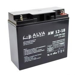 Аккумулятор ALVA battery AW12-18