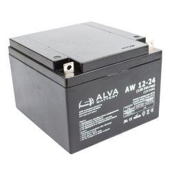 Аккумулятор ALVA battery AW12-24
