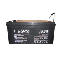 Аккумулятор ALVA battery AW12-200