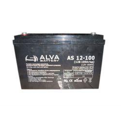 Аккумулятор ALVA battery AS12-100