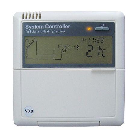 Контроллер для гелиосистемы SR868C8