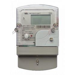 Счетчик однофазный многотарифный НІК 2102-01.Е2МСТ