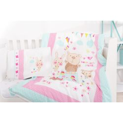 Постельное белье в кроватку Whisper