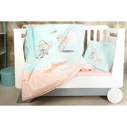 Постельное белье в кроватку Kitty