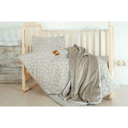 Постельное белье в кроватку Корона