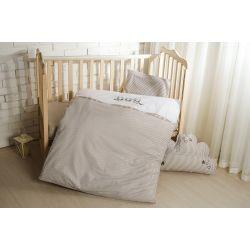 Постельное белье в кроватку Elepy