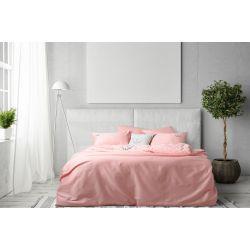 Постельное белье Сатин Пчела/Лилия розовый