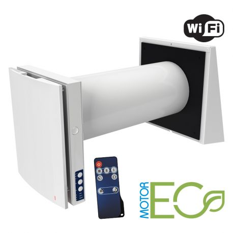 Проветриватель Blauberg Vento Expert A50-1 W (c Wi-Fi модулем)
