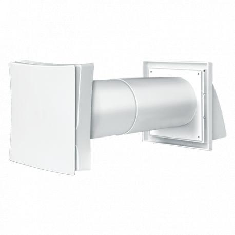 Стенной проветриватель (приточный клапан) Вентс ПС 102