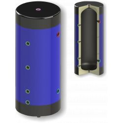 Теплоаккумулятор Werden 500л